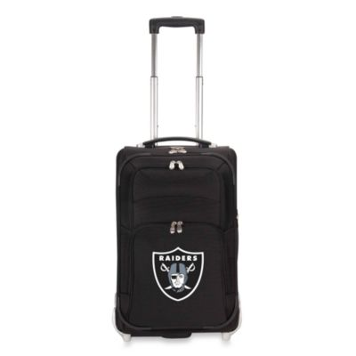 NFL Oakland Raiders 21-Inch Carry-On