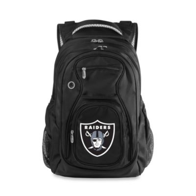 NFL Oakland Raiders 19-Inch Backpack