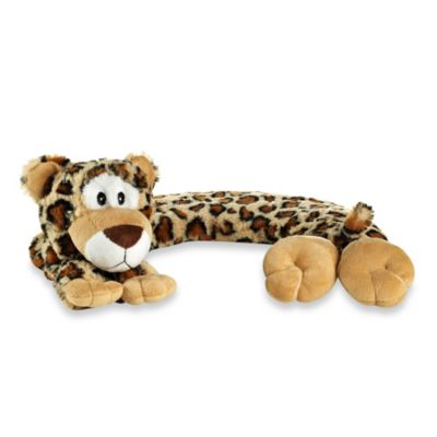 Cozy Hugs® Microwavable Aromatherapy Leopard Neck Wrap