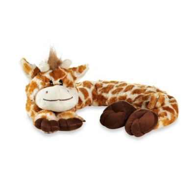 Cozy Hugs® Microwavable Aromatherapy Giraffe Neck Wrap
