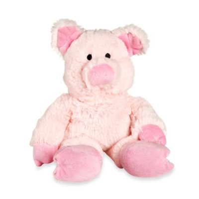 Cozy Hugs® Microwavable Aromatherapy Pig Animal Warmer