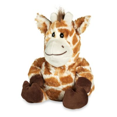 Cozy Hugs® Microwavable Aromatherapy Giraffe Animal Warmer
