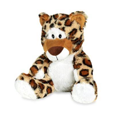 Cozy Hugs® Microwavable Aromatherapy Leopard Animal Warmer