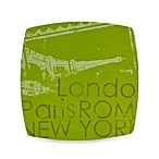 Passport 10-Inch Dinner Plate in Green
