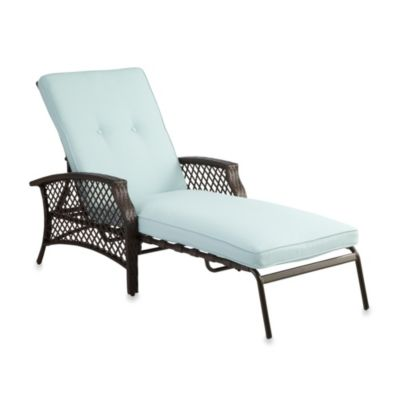 Buy pool chaise lounge chairs from bed bath beyond for Bathroom chaise lounge