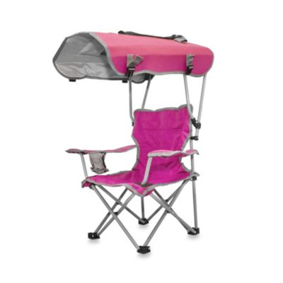 Kelysus Kid's Canopy Chair in Pink