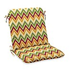 Mid-Back Cushion in Zig Zag