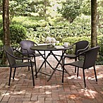 Crosley Palm Harbor 5-Piece Cafe Dining Set