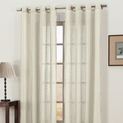 Pleated Window Panel