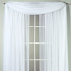 Voile Sheer Window Panels