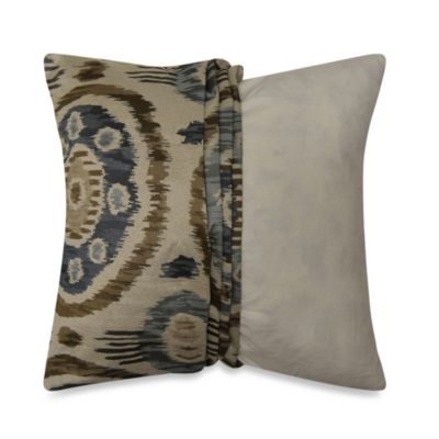 MYOP Cali 20-Inch Square Toss Pillow Cover in Denim