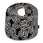 Balboa Baby® 2-Pack Bib Set in Black Camellia