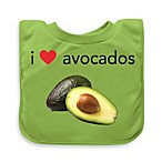 green sprouts® by i play.® Avocados Favorite Food Absorbent Bib