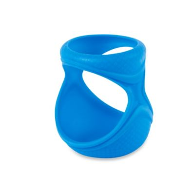 Joovy® Boob™ 5 oz. Silicone Sleeve for Boob Glass Bottle in Blue