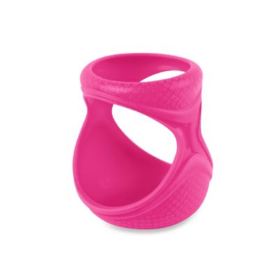 Joovy® Boob™ 5 oz. Silicone Sleeve for Boob Glass Bottle in Pink