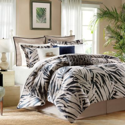 Harbor House™ Areca 4-Piece Comforter Set