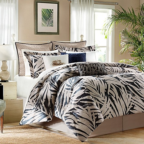 Harbor House™ Areca Comforter Set