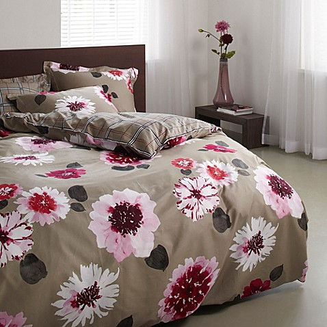Allison Reversible Comforter Set