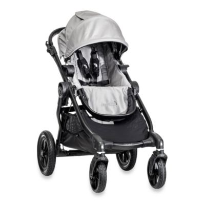 Baby Jogger® City Select Single Stroller in Silver
