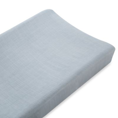 aden + anais® Changing Pad Cover in Grey