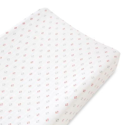 aden + anais® 100% Cotton Muslin Changing Pad Cover in Make Believe