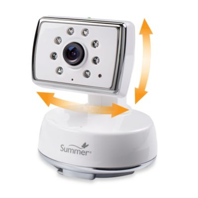Summer Infant® Extra Camera for Dual View Monitor