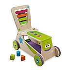 Boikido® Wooden 2-in-1 Walker Ride-On