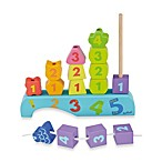 Boikido 15-Piece Wooden Stacking Town
