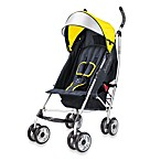 Summer Infant® 3D Lite™ Convenience Stroller in Yellow/Navy