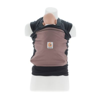 ERGObaby® Wrap Baby Carrier in Pepper