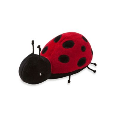 Burt's Bees Baby™ Plush Ladybug Organic Rattle in Red