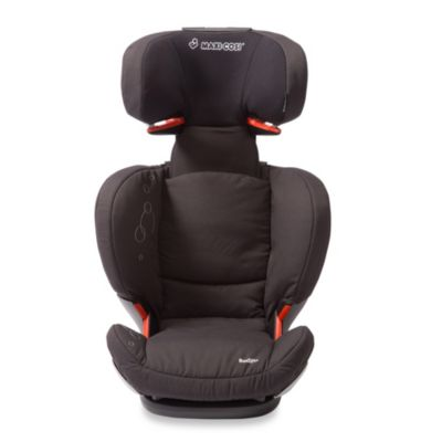 Total Black Booster Car Seats