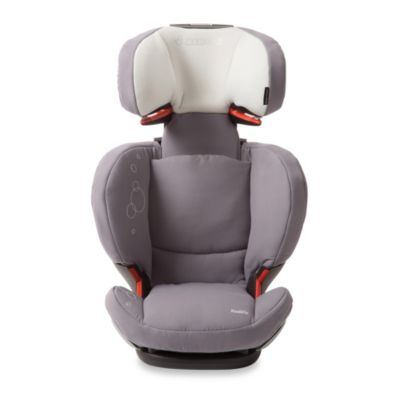 Steel Grey Booster Car Seats