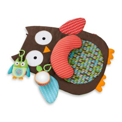 SKIP*HOP® Treetop Friends Tummy Time Mat