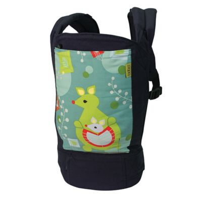 Black Green Baby Child Carrier