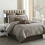 Modern Living Mercer 4-Piece Comforter Set in Mocha