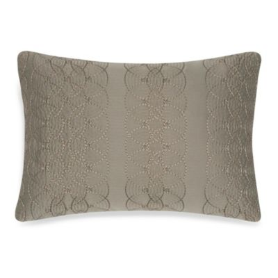Modern Living Mercer Circle Oblong Toss Pillow