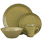 Sango® Comet 16-Piece Dinnerware Set in Lime