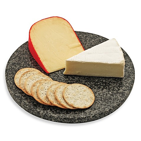 Granite Cheese & Cutting Board