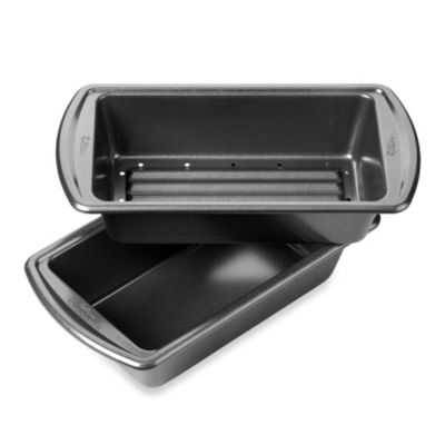Wilton® ™Advance Meatloaf 2-Piece Pan Set