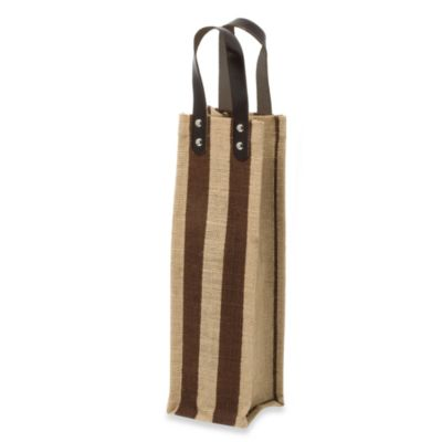 Cinnamon Stix 2-Bottle Wine Tote Bag