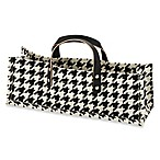Houndstooth Wine Purse/Tote