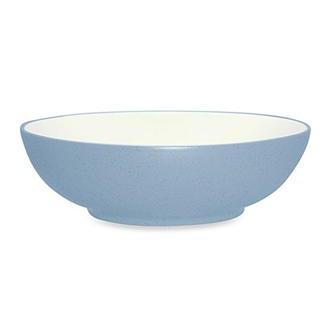 Noritake® Colorwave Round Vegetable Bowl in Ice