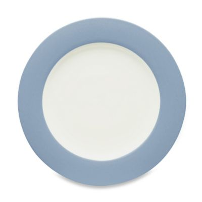 Noritake® Colorwave Round Rim Platter in Ice