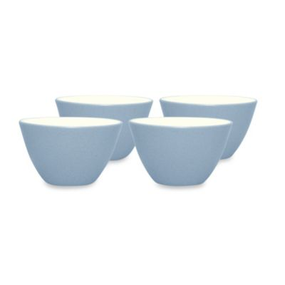 Noritake® Colorwave Mini Bowls in Ice (Set of 4)