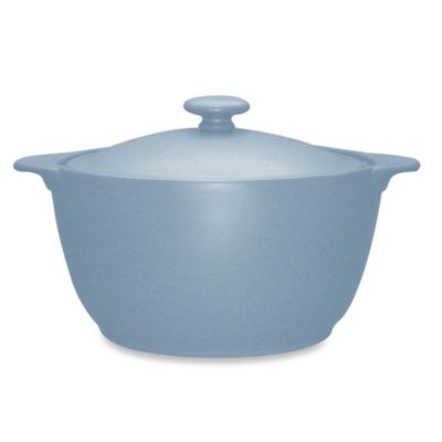 Colorwave Ice 2-Quart Covered Casserole Dish