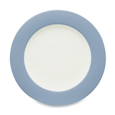 Colorwave Ice 11-Inch Rim Dinner Plate