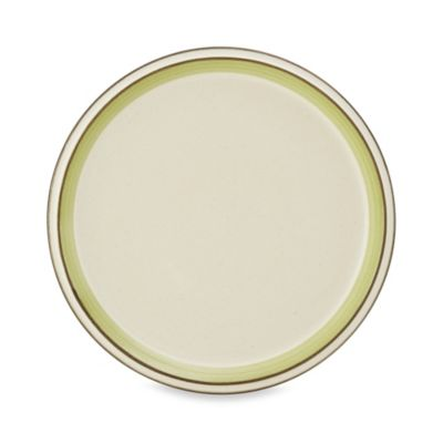 Mikasa® Concord Banded Green Dinner Plate