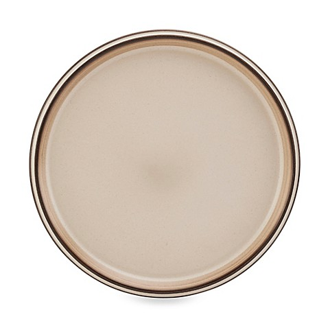 Mikasa concord banded tan round platter for P s furniture concord vt