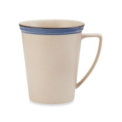 Mikasa® Concord Banded Cobalt Mug